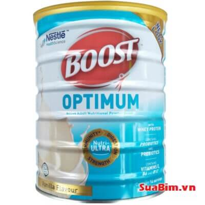 Sữa Boost Optimum 800g