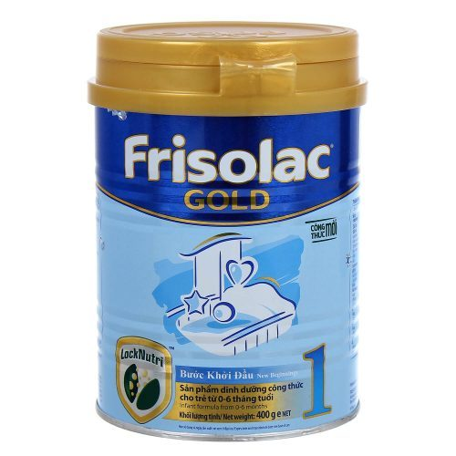 Sữa Frisolac gold 1 900g